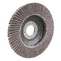 4/4.5/5 inch flap disc upsiding down edges calcine aluminium oxide grinding polishing disc thumbnail image