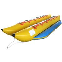 10 persons banana boat double body