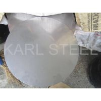 201 Grade Cold Rolled Stainless Steel Circle
