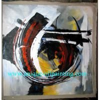abstract oil painting thumbnail image