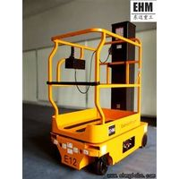 Completely Electric (no Hydraulic) Low-height Mast Lift Aerial Work Platform