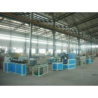 PVC Braided Soft Hose Production Line thumbnail image