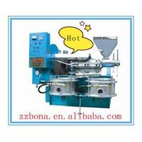 6.The introduction of sunflower seed screw oil press machine thumbnail image