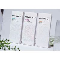 Revolax crosslinked hyaluronic acid gel fine, deep, sub-Q for your different request