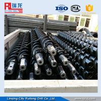 manufacturer exporter drill rod with good quality