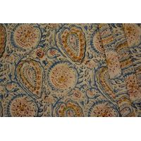 Kalamkari hand blocked fabric thumbnail image