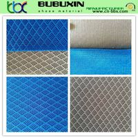 Fashion design sandwich mesh fabric for seats cover