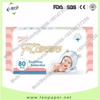 Cheap wet wipes Cleaning Anti-bacterial wet baby wipes manufacturer from China