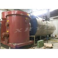 sell rice husk pellet burner for fuel oil boiler thumbnail image