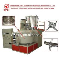 Mixing machinery for heating and cooling