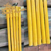Guangxi GLY Garden Tool Hardwood Plastic Cover Broom Handle thumbnail image