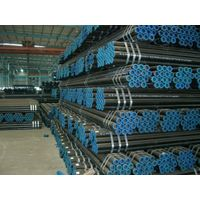 Oil Coated Black Steel Pipe