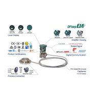 Made in Japan YOKOGAWA EJA438E Gauge Pressure Transmitter with Remote Diaphragm Seal thumbnail image