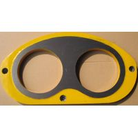 Kyokuto Concrete Pump Spare Parts Eye Glass Plate and Cutting Ring thumbnail image
