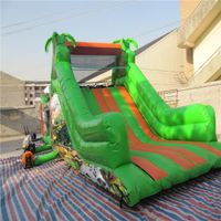 2013 new Jungle inflatable obstacle on sale
