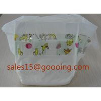 four size Baby diaper with soft feel