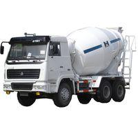 HIgh Quality Construction Equipment 10 CBM Concrete Mixer Truck or Transit Mixer Truck thumbnail image