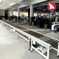 Chain Driven Motorized Roller Conveyor