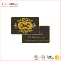 Color Printing NTAG215 NFC Business Card for Access Control
