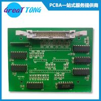 ARM Multilayer PCB Assembly Prototype- Custom PCBA SMT
