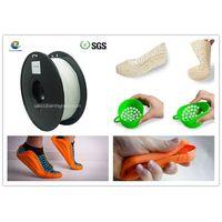 Flexible 3d filament 1.75mm 3.0mm 2.2lbs/SPOOL thumbnail image