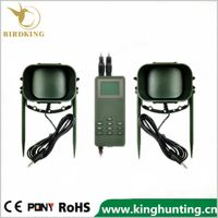 LOUD 50W 150dB bird caller hunting mp3 bird caller with timer