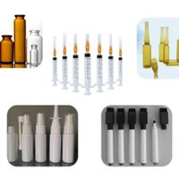 Automatic screen printing machien on pens and bottles thumbnail image