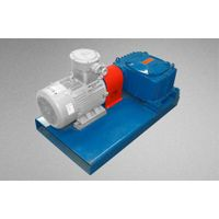 Mud agitator able to process 20 ppg drilling fluid