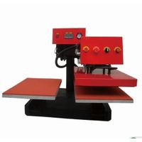 pneumatic swing away heat transfer machine for t shirt
