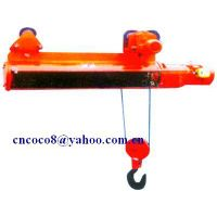 electronic hoist winch rail and othe accessories