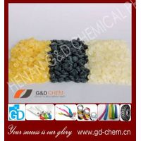 C9 Aromatic hydrocarbon resin with yellow color