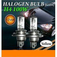 Halogen bulb H4 super white p45t