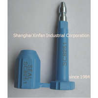 ISO17712 High Security Container Bolt Seal Model no. TSS-BS02 (XFSeal)