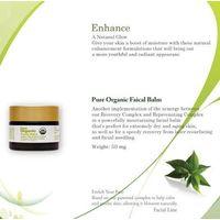 BK-007 Pure Organic Facial Balm