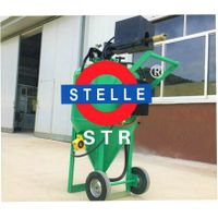 STR-DB-800 dustless blasting machine