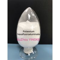 Potassium hexafluoroaluminate Nutrition Enhancers food additive CAS#13775-52-5 thumbnail image