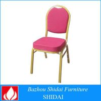 Stackable Cheap Used Banquet Chairs For Sale EB-01