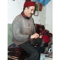 Tunisian Handmade woolen chechia thumbnail image