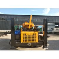 Crawler Mounted Type Geological Drilling Rig Machine With High Power thumbnail image