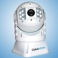 Security Camera GCS970-SDI-S210 HD-SDI  VEHICLE PTZ IR CAMERA