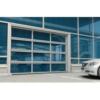 Transparent automatic sliding door thumbnail image