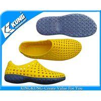 2014 High quality EVA full double color shoe mould thumbnail image