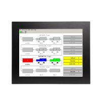 sinmar High Resolution Android Capacitive Touch Screen All In One Fanless Industrial Grade Tablet PC thumbnail image