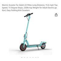 350W 10.4Ah 36V intelligent scooter L2 Pro thumbnail image