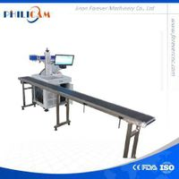 online flying fiber laser marking machine for production line thumbnail image