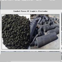 Baked Graphite Electrodes Scrap/graphite electrode scrap/graphite scrap