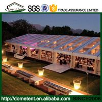 Beautiful Air Conditioned Outdoor Wedding Tent With Windows