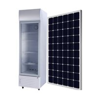 DC SOLAR SHOWCASE LC-158/218/268/300