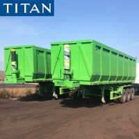100 Ton End dump trailer for sale in Nigeria thumbnail image
