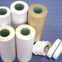 Non-woven double sided adhesive tapes